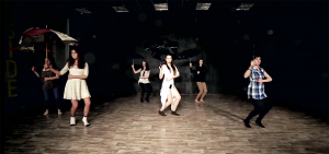 Modern Dance Choreographic